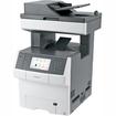 Lexmark - X740 Laser Multifunction Printer - Color - Plain Paper Print - Desktop - Gray, White