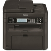Canon - imageCLASS IC MF229DW Wireless Black-and-White All-In-One Printer - Black