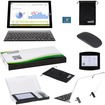 EEEKit - Bundle Office Essentials Kit 5-in-1 for Windows Tablet Surface RT/Pro 2/3 /Dell Venue 8 Pro