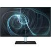 "Samsung - 23.6"" LED LCD Monitor - 16:9 - 5 ms - High Glossy Black"