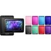 "Visual Land - Prestige Pro 8D 8 GB Tablet - 8"" - Wireless LAN - ARM Cortex A9 Dual-core (2 Core) 1.50 GHz - Purple"