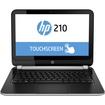 "HP - 210 G1 11.6"" LED Notebook - Intel Core i3 i3-4010U 1.70 GHz, - Black"