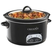 Crock-Pot - Cooker & Steamer - Black