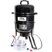 Masterbuilt - 7-in-1 Smoker and Grill - Black