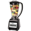 Betty Crocker - BC-2356CB Blender with Plastic Jar - Silver Control Panel