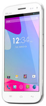 Blu - Life Play S Cell Phone (Unlocked) - White