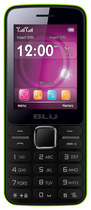 Blu - Janet Cell Phone (Unlocked) - Lime