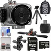 Intova - Nova HD Waterproof Sports Video Camera Camcorder+32GB Card+Bike Handlebar