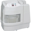 Moist Air - Contemporary Style Evaporative Humidifier - White