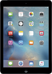 Apple - Refurbished iPad Air 9.7 - Tablet A7 Dual-core (2 Core) 1.30 GHz - 1 GB - iOS 8 - Space Gray