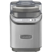 Cuisinart - Cool Creations Ice Cream Maker - Brushed Chrome