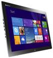"Lenovo - Horizon II 27"" Portable Touch-Screen All-In-One - Intel Core i5 - 8GB Memory - 1TB Hard Drive - Silver Aluminum"