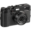 Fujifilm - X100T 16.3-Megapixel Digital Camera - Black