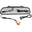 "Image - 4.3"" Color TFT-LCD Car Rearview Mirror Monitor for Screen Reverse Camera PAL/NTSC Compatible DVD"
