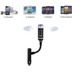 AGPtek - Bluetooth FM Transmitter w/ Car Charger Adapter Cigarette Lighter for Samsung Galaxy Note 3 iPhone