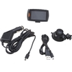 "AGPtek - 2.7"" LCD Screen 170¿ Wide Angle WDR HDMI Video Recorder Full HD 1080P Car DVR G-Sensor NT96650 - Black"