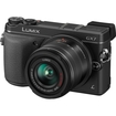 Panasonic - Lumix DMC-GX7 Micro Four Thirds Digital Camera with 14-42mm II Lens - Black