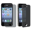 eForCity - Privacy Anti-Spy LCD Screen Protector Shield Guard Film for Apple iPhone 4/4S - Clear