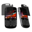 eForCity - Privacy Anti-Spy LCD Screen Protector Shield Guard Film for BlackBerry Bold 9900/9930 - Clear