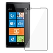 eForCity - Clear LCD Screen Protector Shield Guard Film for Nokia Lumia 900 - Clear