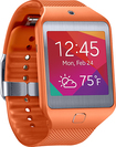Samsung - Gear 2 Neo Smartwatch with Heart Rate Monitor - Orange