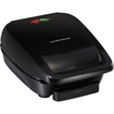 """Hamilton Beach - 6.4"""" Electric Grill60 Sq. inch. Cooking Surface"""