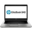 "HP - EliteBook 840 G1 14"" Laptop - Intel Core i7 - 8GB Memory - 256GB Solid State Drive - Black"