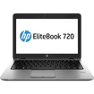 "HP - EliteBook 720 G1 12.5"" Laptop - Intel Core i5 - 4GB Memory - 500GB Hard Drive - Black/Silver"
