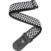 Planet Waves - Woven Guitar Strap, Check Mate - Multi