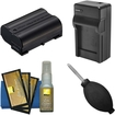 Nikon - EN-EL15 Rechargeable Li-ion Battery with Charger + Cleaning Kit