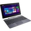"Asus - Transformer Book T100TAR-B1-GR(S) Net-tablet PC - 10.1"" - Wireless LAN - Intel Atom Z3775 Quad-core (4 Core) 1.46 GHz - Gray"