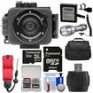 Intova - Bundle Edge X Waterproof Sports HD Video Camera Camcorder with 32GB Card