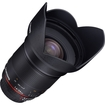 Samyang - 24mm f/1.4 ED IF AS UMC Manual Focus Wide Angle Lens (for Sony Alpha Cameras)