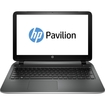"""HP - Pavilion 15.6"""" Touch-Screen Laptop - AMD A10-Series - 6GB Memory - 750GB Hard Drive - Natural Silver"""