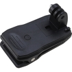 Image - 360 Degree Rotary Backpack Hat Rec-Mounts Clip Fast Clamp Mount for Gopro HD Hero 2 3 3+ - Black