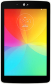 LG - G Pad 7.0 Tablet - 8GB - White
