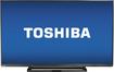 """Toshiba - 50"""" Class (49-1/2"""" Diag.) - LED - 1080p - HDTV - Black"""