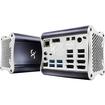 Xi3 - X7A Modular Desktop Computer - AMD R-Series R-464L 2.30 GHz - Steel Gray