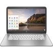 "HP - Chromebook 14-x000 14"" Touchscreen LED Chromebook - NVIDIA Tegra K1 2.30 GHz, - Snow White"