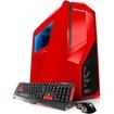 iBUYPOWER - Desktop Computer - Intel Core i7 i7-4790 3.60 GHz - Red