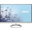 "Asus - 25"" LED LCD Monitor - 16:9 - 5 ms - Silver Black"