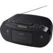 Sony - Radio/CD Player/Cassette Recorder Boombox - Multi