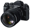 Fujifilm - X-T1 Mirrorless Camera with XF18-135mm f/3.5-5.6 R LM OIS WR Lens - Black