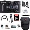 Canon - Bundle Powershot SX610 HS