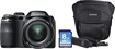 Fujifilm - FinePix S4830 16.0-Megapixel Digital Camera Bundle - Black