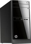 HP - 110-300 Desktop Computer - Intel Core i3 i3-3240T 2.90 GHz - Micro Tower - Multi