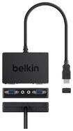 Belkin - HDMI-to-Dual VGA Adapter