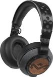 House of Marley - Liberate XLBT On-Ear Headphones - Black/Wood