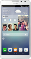 Huawei - Ascend Mate 2 4G Cell Phone (Unlocked) - White