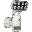 Versonel - Nightwatcher LED Robotic Security Motion Tracking Flood Light - White